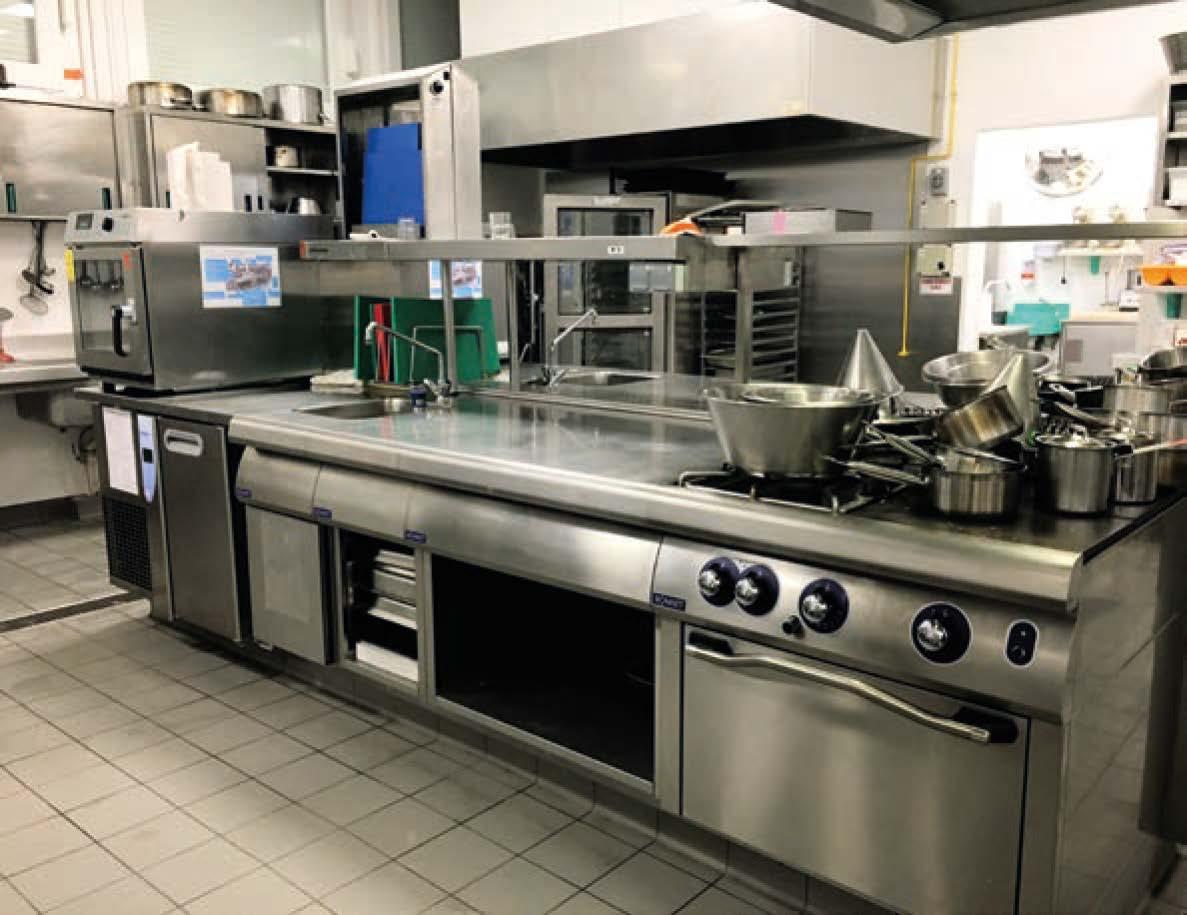 Une nouvelle cuisine comme outil p dagogique grandes cuisines - Cuisine pedagogique ...