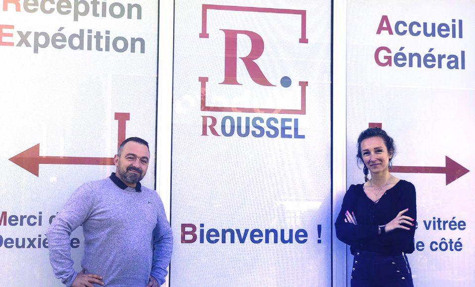 Mickael Baillon, chef d'exploitation et Stéphanie Duparcq, directrice. photos DR